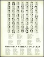 1957 Waite High School Yearbook Page 80 & 81
