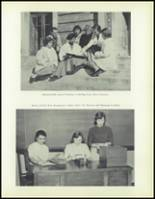 1957 Waite High School Yearbook Page 82 & 83