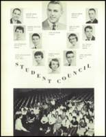 1957 Waite High School Yearbook Page 84 & 85