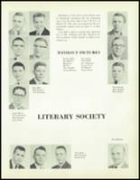 1957 Waite High School Yearbook Page 90 & 91