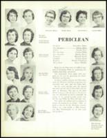 1957 Waite High School Yearbook Page 92 & 93