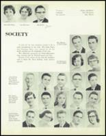1957 Waite High School Yearbook Page 98 & 99