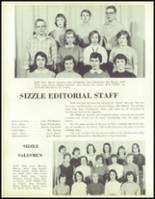 1957 Waite High School Yearbook Page 100 & 101