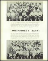 1957 Waite High School Yearbook Page 102 & 103