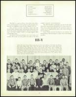 1957 Waite High School Yearbook Page 104 & 105