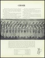 1957 Waite High School Yearbook Page 106 & 107