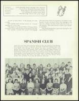 1957 Waite High School Yearbook Page 110 & 111