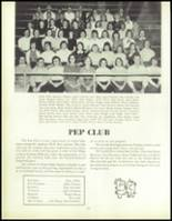 1957 Waite High School Yearbook Page 118 & 119