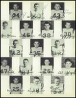 1957 Waite High School Yearbook Page 128 & 129