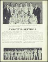 1957 Waite High School Yearbook Page 132 & 133