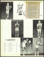 1957 Waite High School Yearbook Page 134 & 135