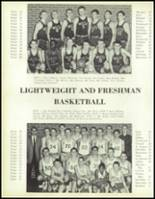 1957 Waite High School Yearbook Page 136 & 137