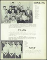 1957 Waite High School Yearbook Page 138 & 139