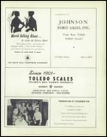 1957 Waite High School Yearbook Page 144 & 145