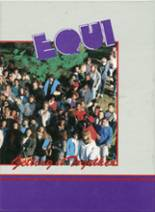 1988 Yearbook Foothill High School