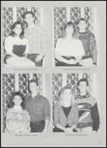 1990 Stroud High School Yearbook Page 64 & 65
