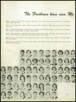 1950 Pius Xi High School Yearbook Page 30 & 31