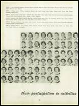 1950 Pius Xi High School Yearbook Page 32 & 33