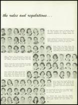 1950 Pius Xi High School Yearbook Page 38 & 39