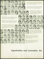 1950 Pius Xi High School Yearbook Page 40 & 41
