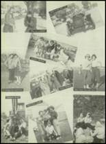 1950 Pius Xi High School Yearbook Page 42 & 43