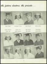 1950 Pius Xi High School Yearbook Page 50 & 51