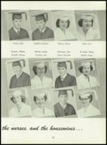 1950 Pius Xi High School Yearbook Page 52 & 53