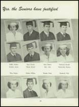 1950 Pius Xi High School Yearbook Page 62 & 63