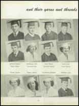 1950 Pius Xi High School Yearbook Page 66 & 67