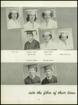 1950 Pius Xi High School Yearbook Page 68 & 69
