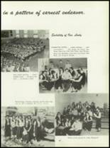 1950 Pius Xi High School Yearbook Page 72 & 73