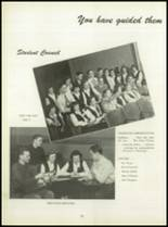 1950 Pius Xi High School Yearbook Page 76 & 77