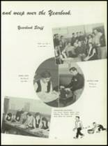 1950 Pius Xi High School Yearbook Page 80 & 81