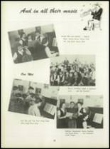 1950 Pius Xi High School Yearbook Page 84 & 85