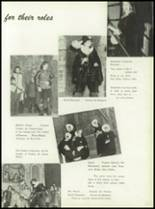 1950 Pius Xi High School Yearbook Page 88 & 89