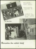 1950 Pius Xi High School Yearbook Page 90 & 91