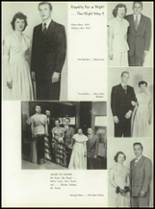 1950 Pius Xi High School Yearbook Page 92 & 93