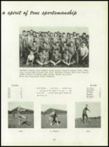 1950 Pius Xi High School Yearbook Page 96 & 97