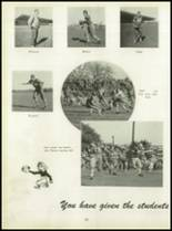 1950 Pius Xi High School Yearbook Page 98 & 99