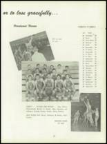 1950 Pius Xi High School Yearbook Page 100 & 101