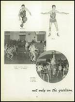 1950 Pius Xi High School Yearbook Page 102 & 103