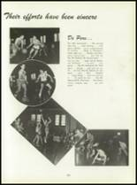 1950 Pius Xi High School Yearbook Page 104 & 105