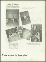 1950 Pius Xi High School Yearbook Page 106 & 107