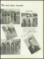 1950 Pius Xi High School Yearbook Page 108 & 109