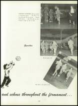 1950 Pius Xi High School Yearbook Page 110 & 111