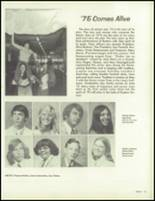 1975 Eastern High School Yearbook Page 16 & 17