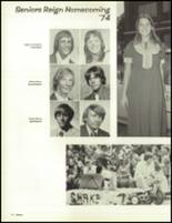 1975 Eastern High School Yearbook Page 18 & 19