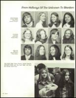1975 Eastern High School Yearbook Page 22 & 23
