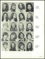 1975 Eastern High School Yearbook Page 44 & 45