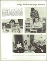 1975 Eastern High School Yearbook Page 154 & 155